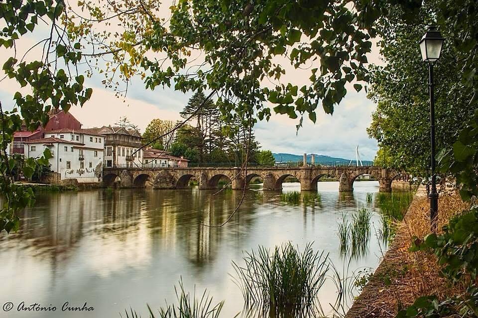 ponte romana de trajano chaves